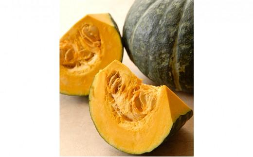 [№5891-0250]北海道豊頃産とかちかぼちゃ 約10kg(1.5~1.8kg×6玉)