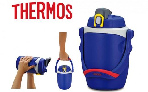 [№5809-2228]サーモス THERMOS 水筒 スポーツジャグ FPG-1903 ダークブルー