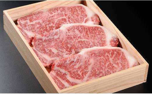 【F20】松阪牛サーロインステーキ