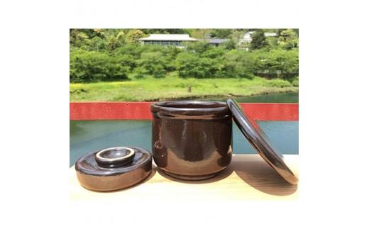 To-01 陶製つけもの器