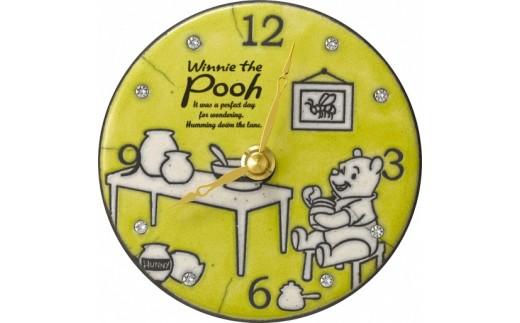 (1348)ザッカレラ ZC942MC33 Winnie the Pooh(掛・置兼用時計)
