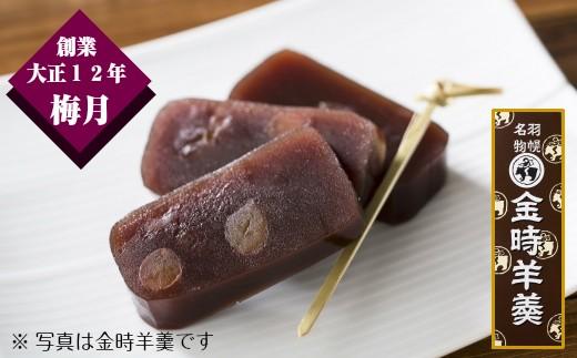 [A-35]御菓子司梅月銘菓詰め合わせセット