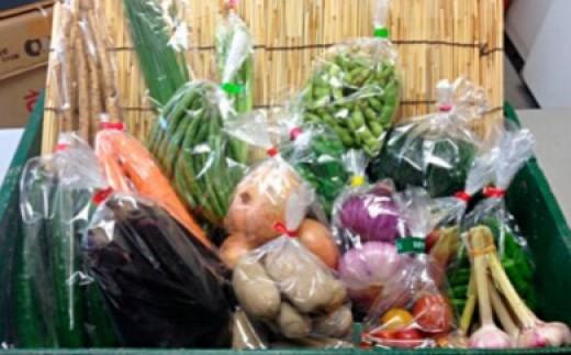 [№5726-0167]津野町の農産物詰合せ