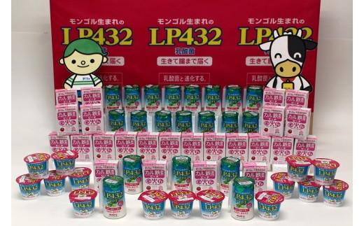 MK-2301_LP432アロエとカル鉄飲料セット