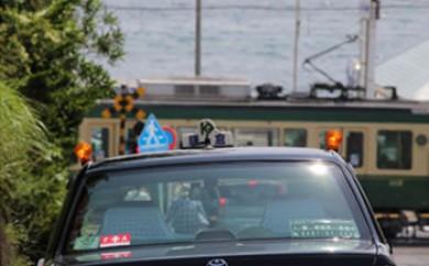 ☆鎌倉の名店で味わう豪華ランチ付き☆タクシーで巡る鎌倉観光4時間コースA