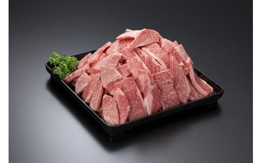 MK-8907_都城産宮崎牛バラ焼肉用 1kg