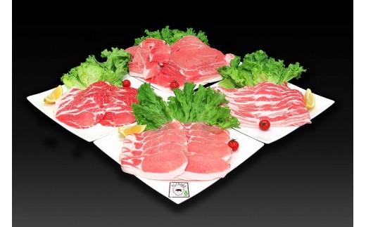 MJ-1106_都城産豚「どんぐりの恵み」スライス煌3.4kgセット