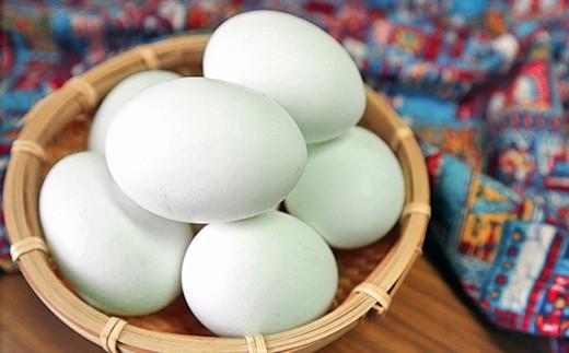 A)世界でただ一つ 殻の青い卵 アローカナ30個