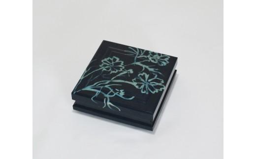 N002 藍の玉手箱(小箱)