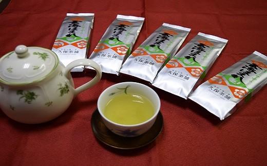 【065-01】上煎茶2本セット 2,100pt