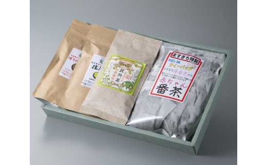 A42 近江のお茶 鈴鹿の恵みバラエティーセット〔髙島屋選定品〕