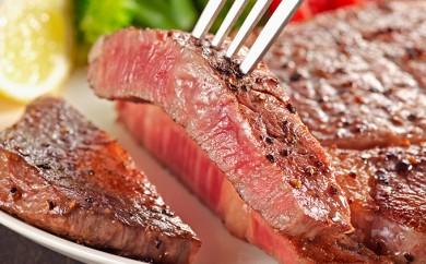 [№5698-0282]兵庫県産但馬牛(又はA5ランク黒毛和牛)ステーキ