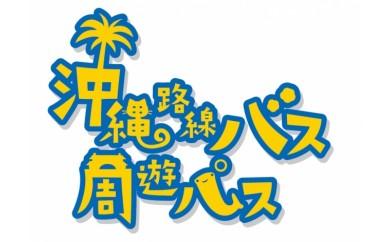 【OKA05】【大人券】沖縄路線バス3日間周遊パス【63pt】