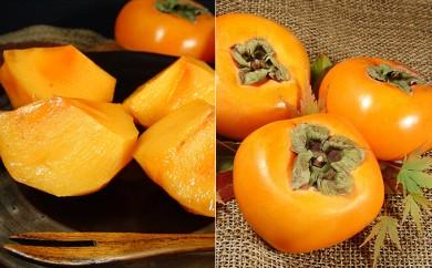 [№5745-0982]和歌山の種なし柿 約7.5kg(秀品:サイズ・品種おまかせ)
