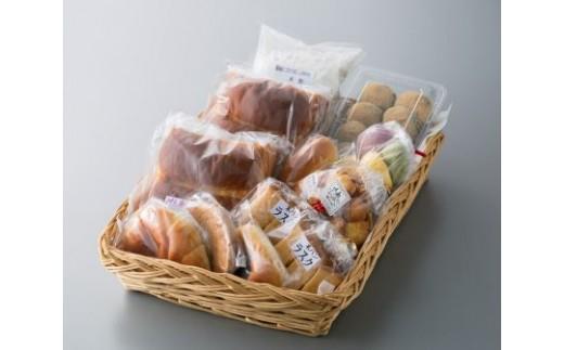 a15 お米のパン詰合せ