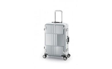 departureキャリースーツケース(シャイニングブラッシュシルバー)