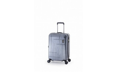 WATER  ZERO スマート&スタイリッシュ スーツケース(マットブラッシュブラック)WTZ-1533