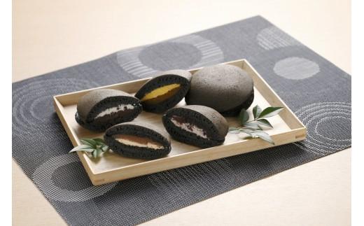 A3 阿部菓子舗一番人気!「たんどら」4種セット