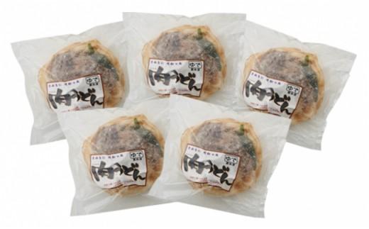 [№5668-0122]冷凍さぬき肉うどんセット