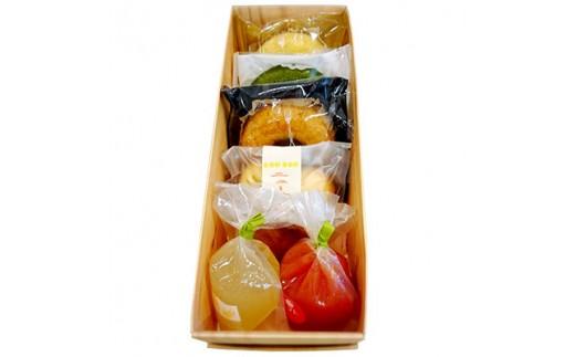 ゼリー焼き菓子セット 小【1007139】
