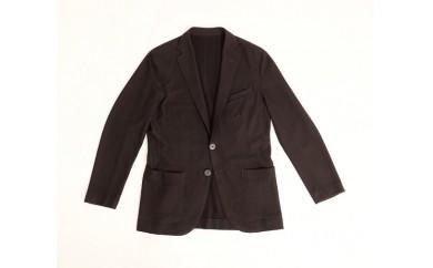 【ネイビー】オンリーワン素材を使った「Bebrain」メンズジャケット
