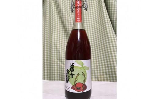 A-51 道明寺合戦赤ワイン梅酒