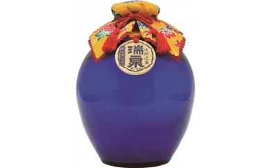 ★New★瑞泉古酒『琉球ガラス1升-滄-』