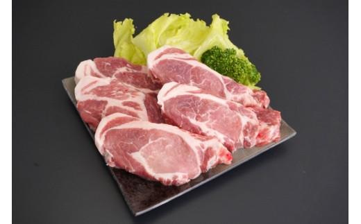福岡県赤村産豚肉4kg満腹セット(A-15)