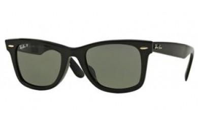 レイバン サングラス 0RB2140F WAYFARERC901/58(BLACK)偏光