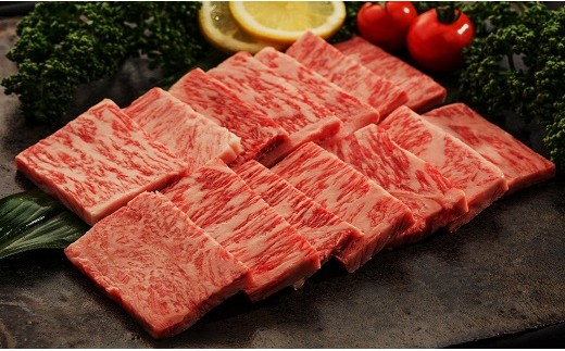 C-59 とろける食感!!最高級の佐賀牛「カルビ焼肉」500g