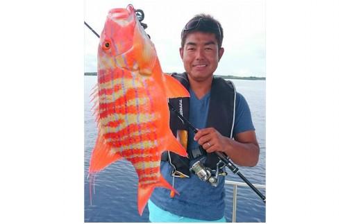 海人(うみんちゅ)と行く沖釣り体験ツアー