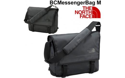 ノースフェイス BCメッセンジャーバッグ Mサイズ NM81703(BK)