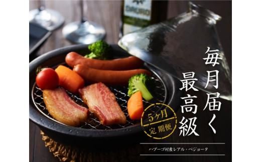 No.165 【定期便】イベリコ豚スモークドームセット 【60pt】