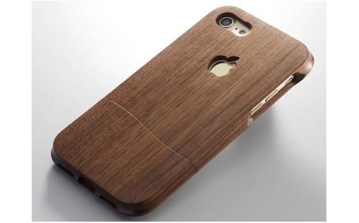 美しく握りやすいiPhone木製ケース ビジネス