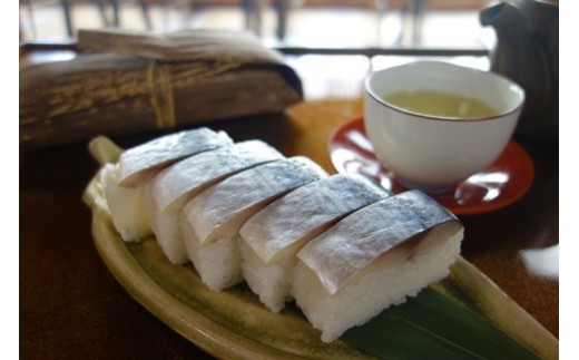 10S-0044  〆鯖寿司セット