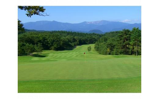 No.063 杜の公園ゴルフクラブ 土・日・祝ペアゴルフ利用券
