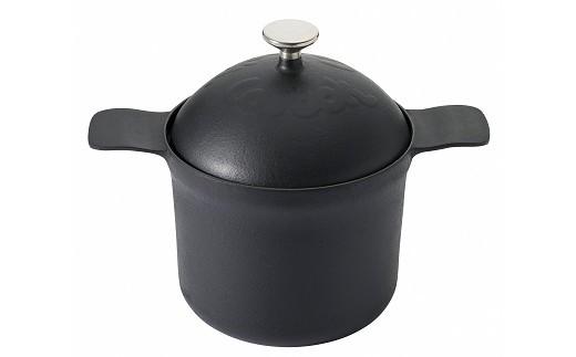 q_01 桑原鋳工 鋳物製 ごはん釜 5合炊き