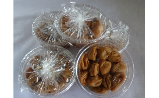 O-5 なつかしい味の梅干し(1.5kg)