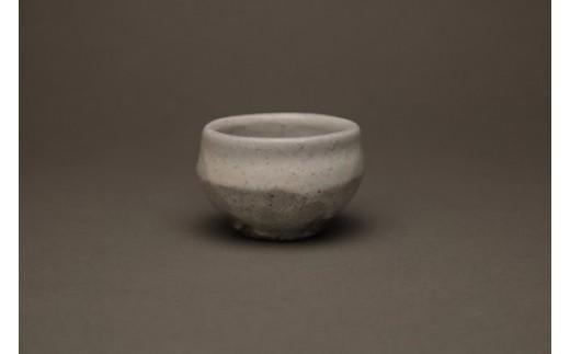 白化粧酒盃 作者:吉田 喜彦(YY-304)