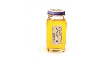 T002【着日指定可】白神山地の純粋なアカシアのハチミツ「シャンなーる」(320g)【11,000pt】