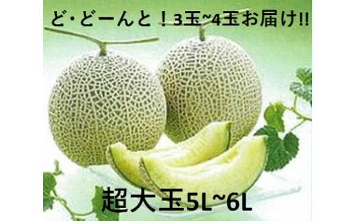 031 成澤さんの厳選!高糖度大玉メロン