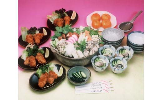 No.045 かき鍋クルーズ