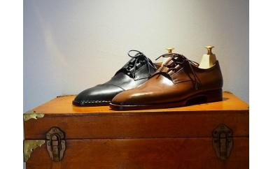 職人の手でひと工程づつ丁寧にお仕立てする、至高の紳士ビスポーク靴お仕立て券