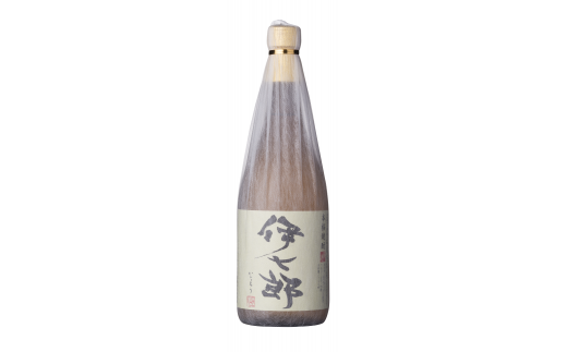1-16 本格芋焼酎「伊七郎」~黒瀬安光 作~ 720ml