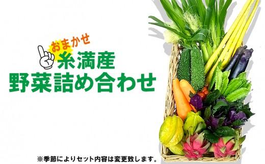 おまかせ糸満産野菜詰め合わせ