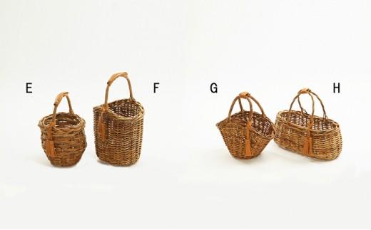 [№5910-0162]くるくるチベットラムのカバー付きカゴバッグ №E、F、G、H