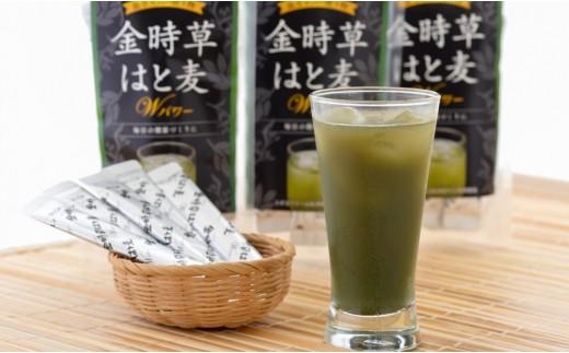[J007] 健康加工食品『金時草はと麦Wパワー』