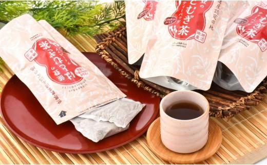 [J002] 能登のはとむぎ茶 ティーバッグ煮出し用セット