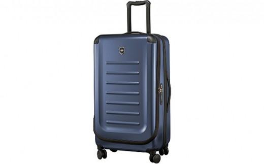 [№5809-2273]ビクトリノックス(VICTORINOX)スーツケース スペクトラ ラージ エキスパンダブル  約77-112L ネイビー