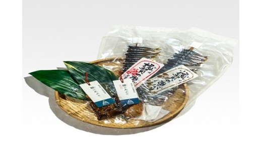 KJ-③ 鯖子のあぶり串セット